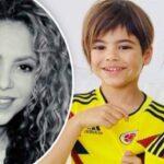 A Shakira le llueven las críticas por recoger a sus hijos en la escuela con «muy poca ropa»