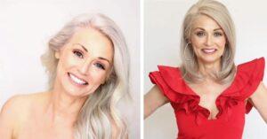 Kathy Jacobs, la modelo que rompe todos los estereotipos