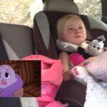 Su papá la encontró llorando en el asiento trasero; ¡cuándo descubrí por qué, mi corazón se derritió!