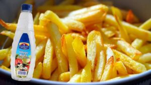 Truco de VINAGRE para hacer papas fritas CRUJIENTES