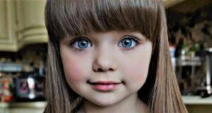 Fue nombrada «la niña más bella del mundo» pero ya creció y luce así a sus 18 años…