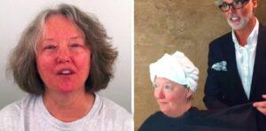 Mujer de 60 años cambia su apariencia por una que le quita 20 años