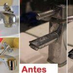 7 trucos para limpiar los grifos correctamente