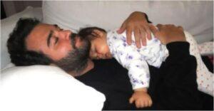Un joven padre despertó sordo y ciego por la carga de trabajo